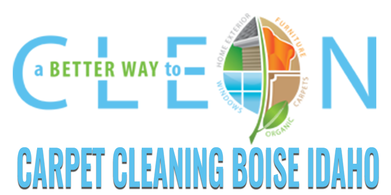 Carpet Cleaning Services Boise Idaho Logo